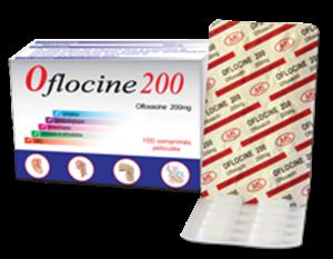 Picture of OFLOCINE 200 Cp.