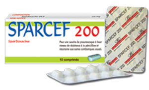 Picture of SPARCEF 200 Cp.